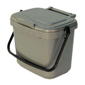 Kitchen Caddy - Silver Grey - 5L size
