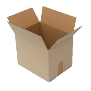 Small A4 Cardboard Boxes - 305 x 229 x 234mm