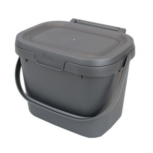 Addis - Kitchen Caddy - 4.5L Size - Metallic Grey