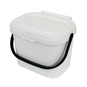 Addis - Kitchen Caddy - 4.5L Size - White & Grey