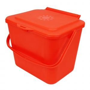 Kitchen Caddy - 5L Size - Red