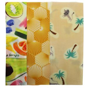 Beeswax Food Covers - Jumbo - Various Designs