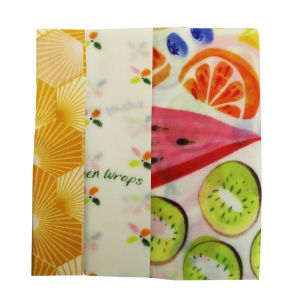 Beeswax Food Covers - Large  - Various Designs