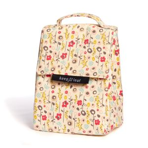 Keep Leaf Insulated Lunch Bag - Bloom Design
