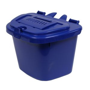 Vented Caddy - Dark Blue - 5L size