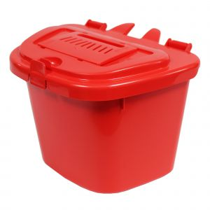 Vented Caddy - Red - 5L size