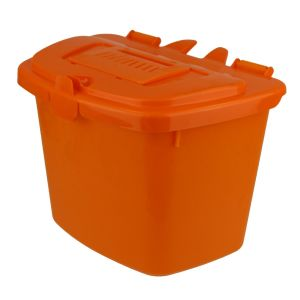 Vented Caddy - Orange - 7L size