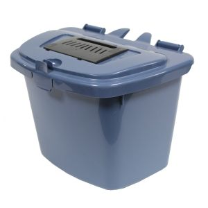 Vented Caddy - Pigeon Blue - 7L size