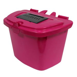 Vented Caddy - Pink - 7L size