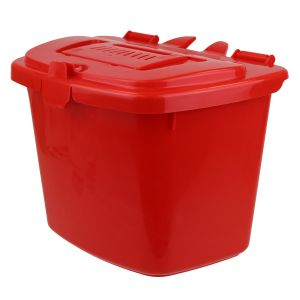Vented Caddy - Red - 7L size
