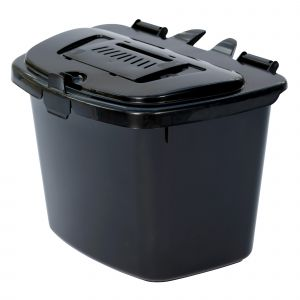 Vented Caddy - Black - 7L size