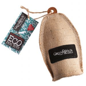 Green & Wilds Eco Dog Toy - Crinkler