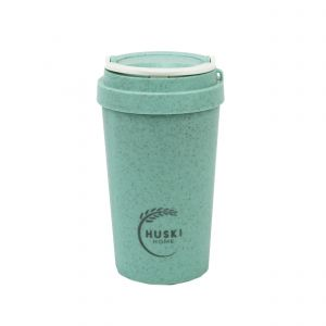 Huski Home Reusable Travel Cup - Lagoon Blue (400ml)