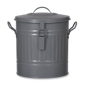 Garden Trading Outdoor Compost Bucket - Charcoal