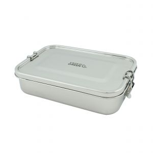 Stainless Steel - Leak Resistant Lunch Box - Yanam