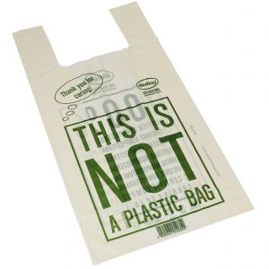 Biobag Large Compostable Carrier Bags - 500