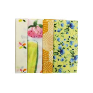 Beeswax Food Covers - Small - Designs