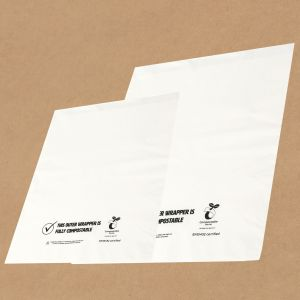 Sample Small & Large Compostable Mailing Bags Pack