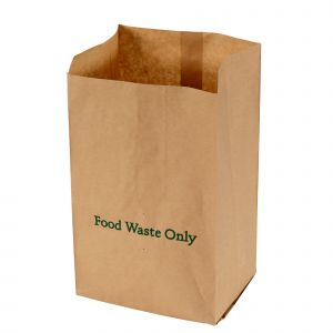 10L EcoSack Paper Compostable Caddy Liners (Medium)