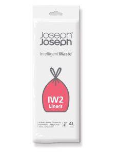 Joseph Joseph IW2 Food Waste Caddy Liners – 4 Litre