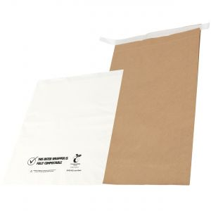 Sample Compostable Mailing Bags Pack