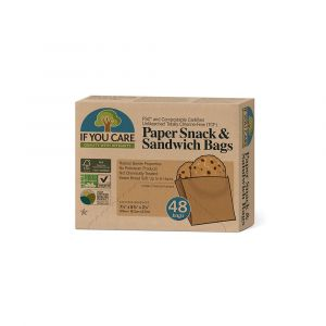 If You Care Compostable Sandwich and Snack Bags