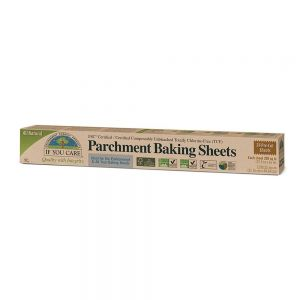 If You Care Sheets of Compostable Parchment Paper