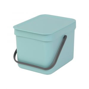 Brabantia Sort & Go Kitchen Caddy - Mint - 6L Size