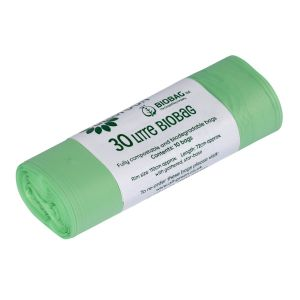 30L All-Green Compostable Kerbside Caddy Liners
