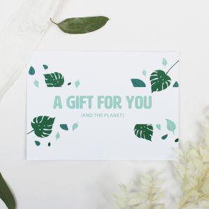 All-Green E-Gift Voucher