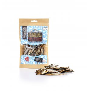 Green & Wilds Eco Cat Treats - Bag of Tiddlers
