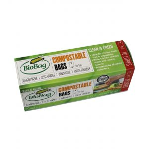 10L Biobag Compostable Kitchen Caddy Liners