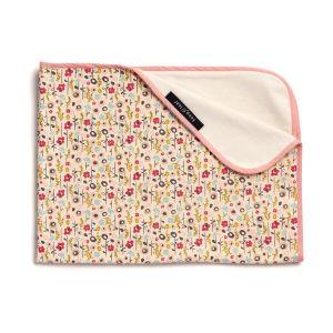 Keep Leaf Stroller Blanket - Bloom Design
