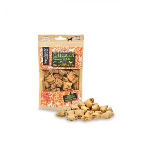 Green & Wilds Eco Dog Treats - Chicken Roll Bakes