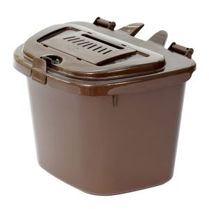 Vented Caddy - Brown - 5L size
