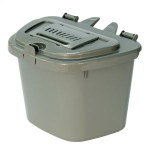 Vented Caddy - Silver Grey - 5L size