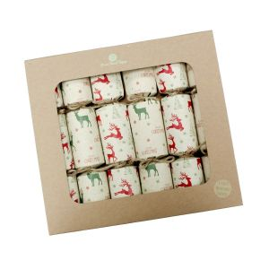 Wildflower Seed/Grass Paper - Luxury Christmas Crackers