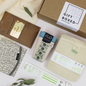 Eco Friendly Gift Box / Gift set for Eco Concious - Main