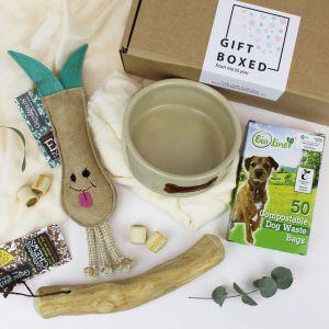 Eco Friendly Gift Box / Gift set for Eco Conscious Dog 2 -  Main