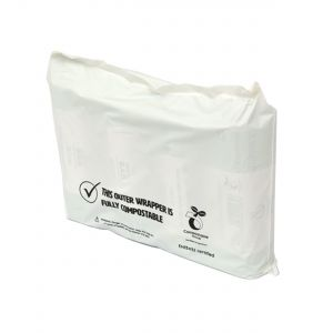 Compostable Mailing Bag for Postage - 290 x 220mm