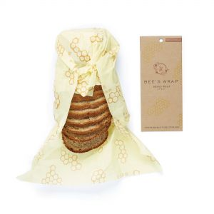Bee's Wrap Bread Wrap - Honeycomb Design