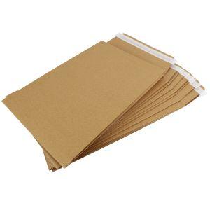 Manilla Post Marque Gusset Envelope – 254 x 178 x 25mm