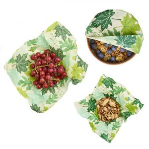 Bee's Wrap Forest Floor Assorted Pack of 5 – Bee's Wax Food Wrap