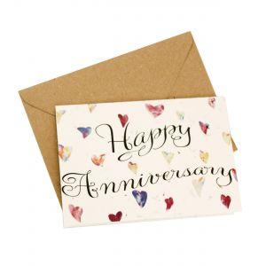 Happy Anniversary!  - Wildflower Plantable Card