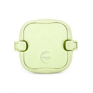 Huski Home - Multi Compartment Lunch Box - Pistachio Green