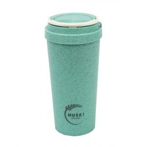 Huski Home Reusable Travel Cup - Lagoon Blue (500ml)