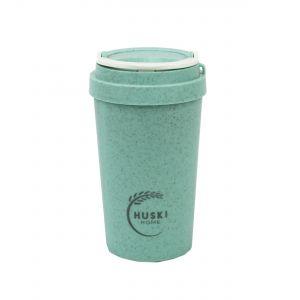 Huski Home Reusable Travel Cup - Lagoon Blue (400ml)