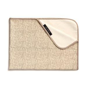 Keep Leaf Stroller Blanket - Mesh Design
