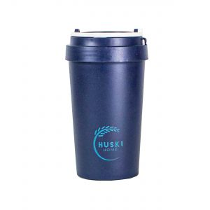 Huski Home Reusable Travel Cup - Midnight Blue (400ml)