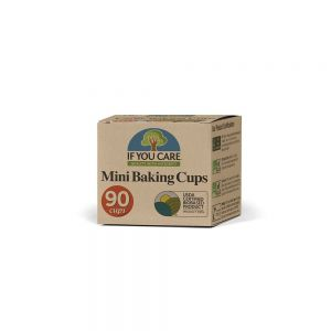 If You Care Compostable Mini Baking Cupcake Cases